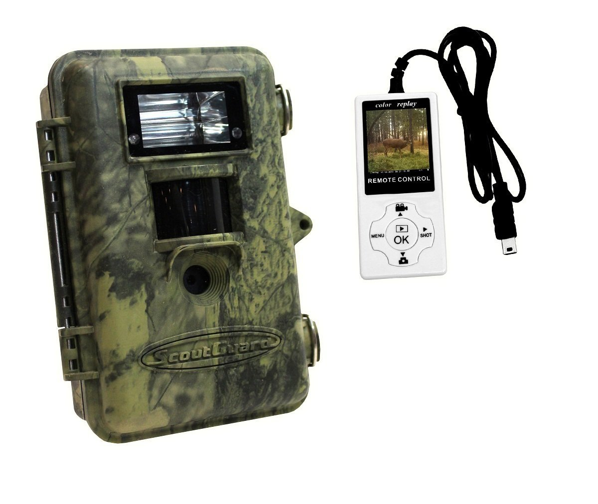 ScoutGuard SG565F-8M Night Game Camera