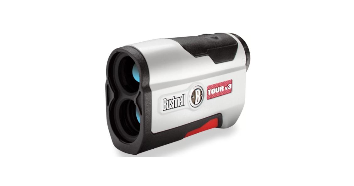 Bushnell Tour V3 Jolt Golf Laser Rangefinder