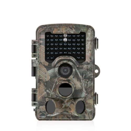 Distianert Low Glow Black Infrared Trail and Game Scouting Camera 12MP 1080P