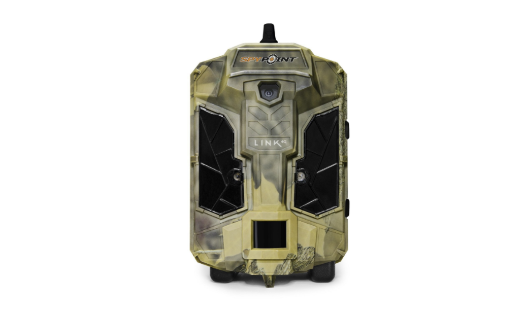 Spypoint Link 4G Trail Camera-12MP HD-Camo