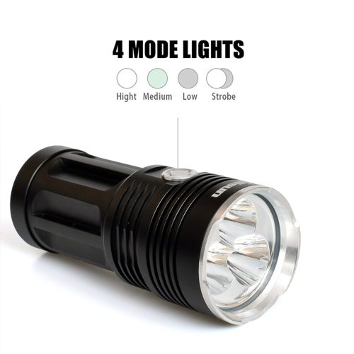 Aidisun Super Bright Tactical Flashlight