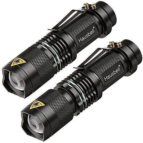 Hausbell 7W Mini LED Tactical Flashlight