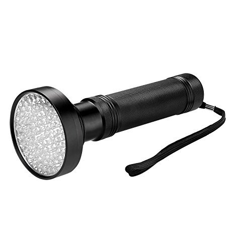Hinmay Super Bright 100 UV Flashlight