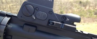 Sight mark red dot cover