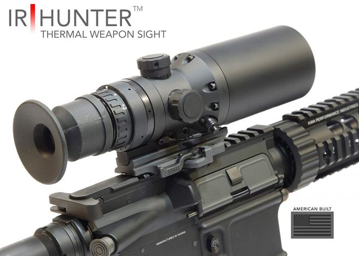 IR Defense IR Hunter mark