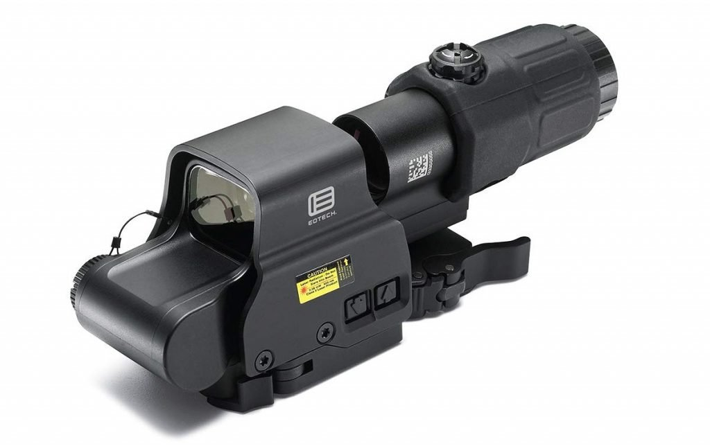 EOTECH HHS 11 Holographic hybrid sight