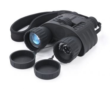 Infrared NightVision Binoculars QIYAT 4x50 HD Digital Hunting IR Telescope