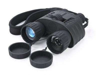 Infrared NightVision Binoculars QIYAT 4x50 HD Digital Hunting IR Telescope