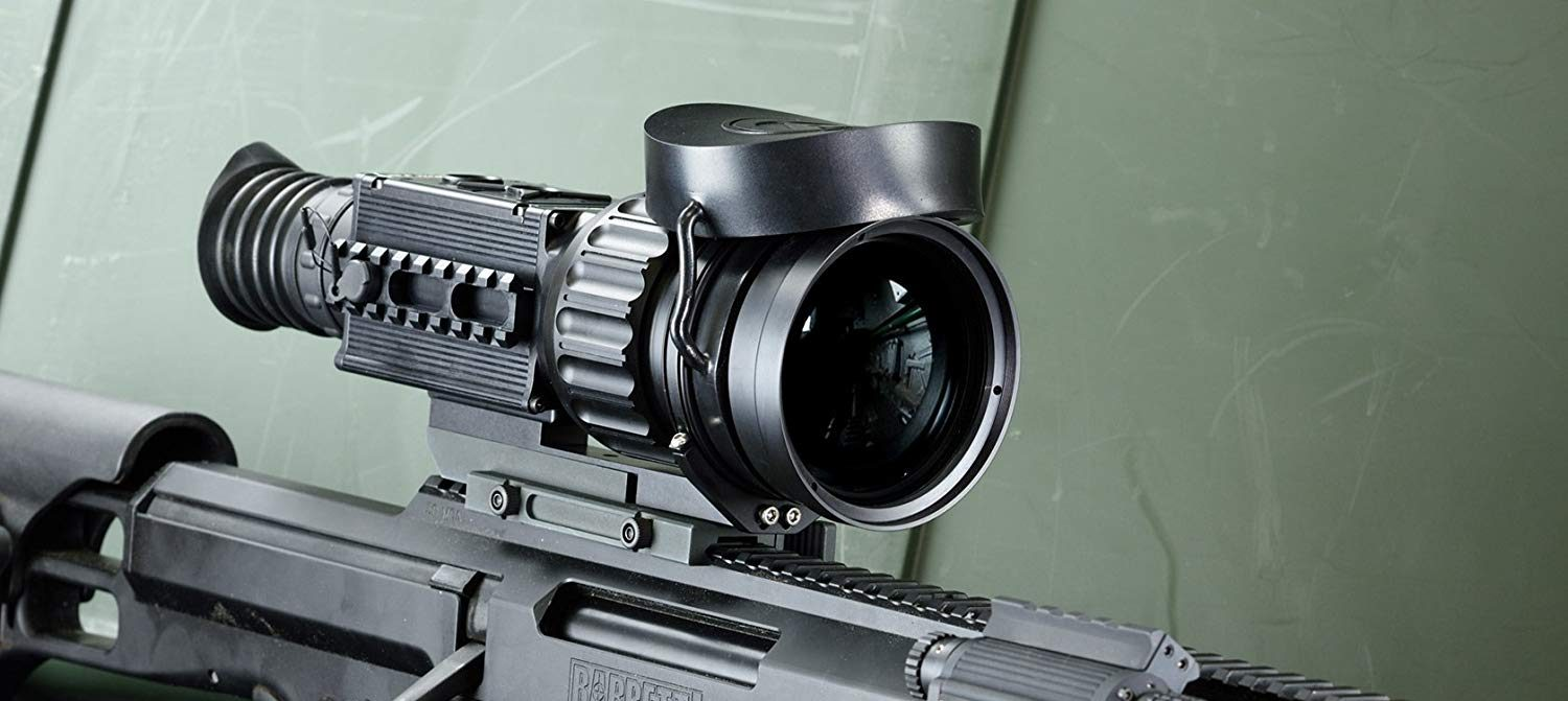 FLIR Armasight Zeus Pro Thermal Imaging Riflescope Review - PointOptics