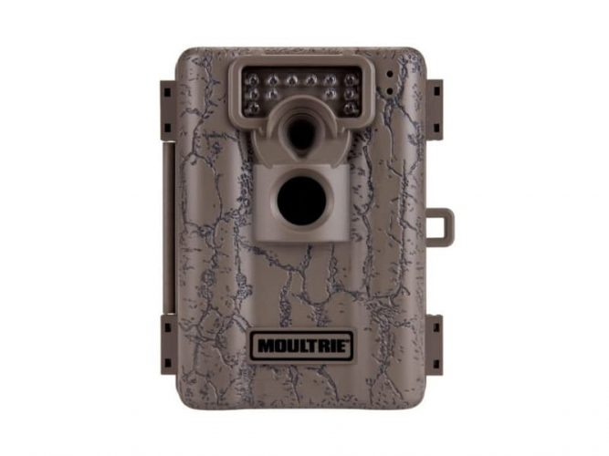 The Moultrie A5 Low Glow Game Camera