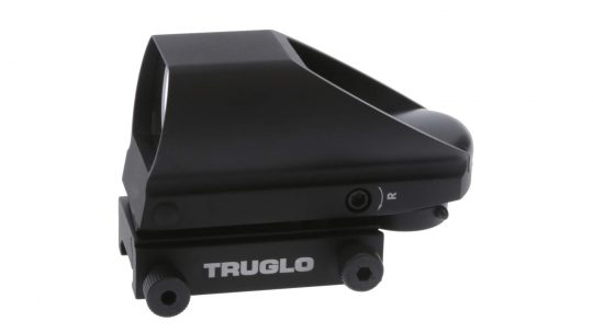 truglo dual-color open dot sight feature