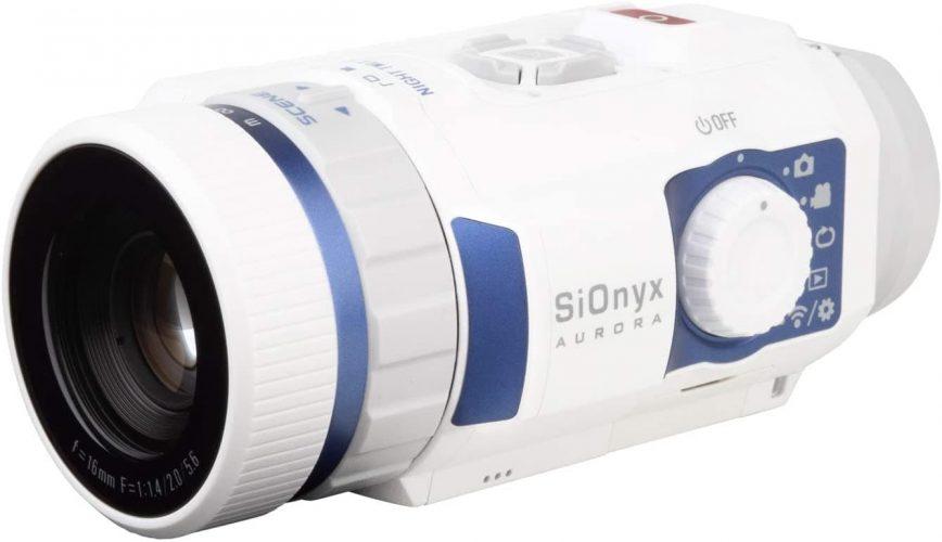 SiOnyx Aurora Sport I Full-Color Digital Night Vision Camera