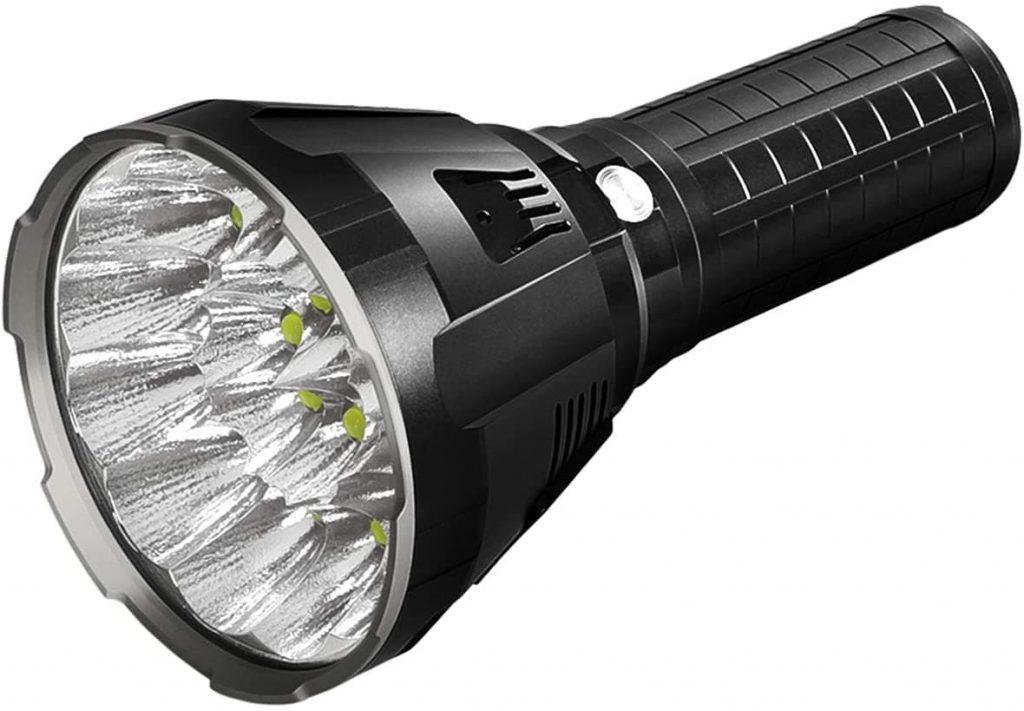 IMALENT MS18 Super Bright Flashlight Review
